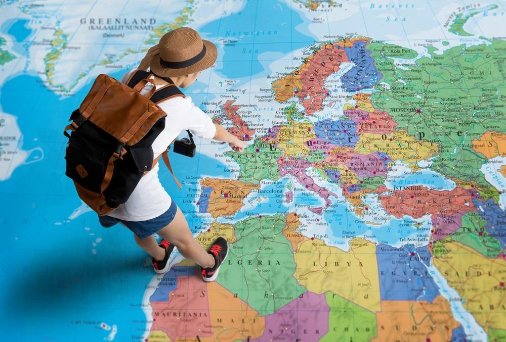 Les destinations les moins chers d'Europe.