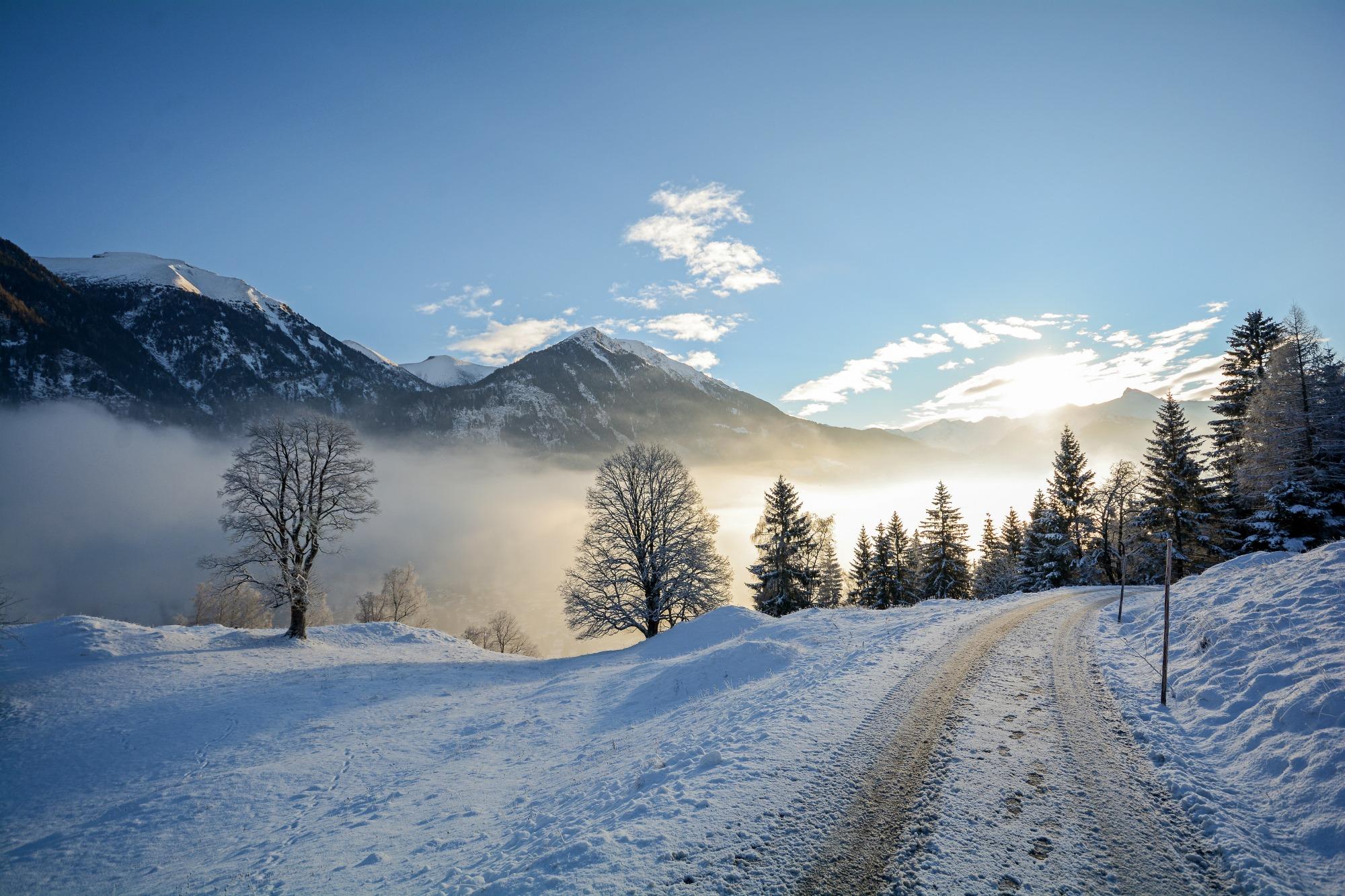 destinations pour profiter de la neige cette année.